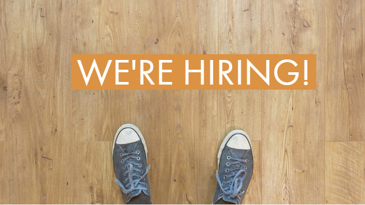 We're hiring! Apply today and join our crew! | OnRivet
